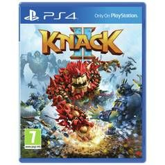 Knack 2 PS4 Game Best Price, Cheapest Prices
