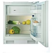Candy CRU164EK Integrated Fridge with Ice Box - White Best Price, Cheapest Prices