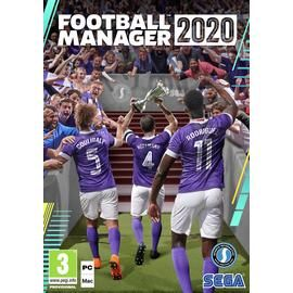 Football Manager 2020 PC Game Best Price, Cheapest Prices