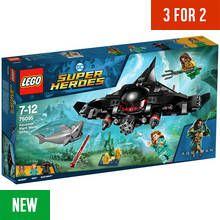 LEGO Super Heroes Aquaman - 76095 Best Price, Cheapest Prices
