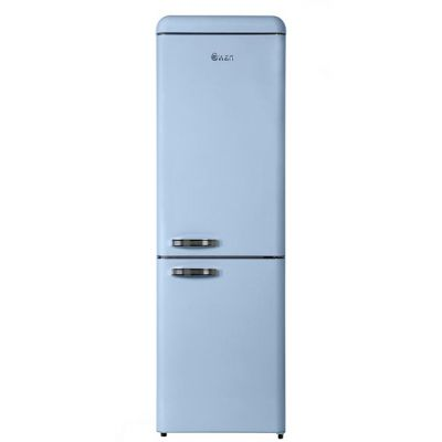 Swan SR11020FBLN 70/30 Frost Free Fridge Freezer - Blue - A++ Rated Best Price, Cheapest Prices