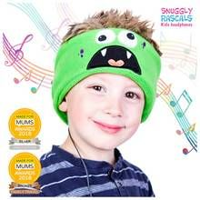 Snuggly Rascals Monster Kids Headphones Best Price, Cheapest Prices