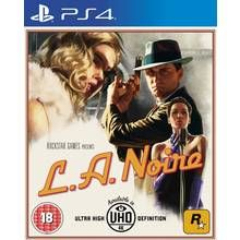 LA Noire PS4 Game Best Price, Cheapest Prices