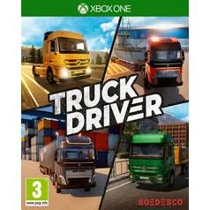 Truck Driver Xbox One Pre-Order Game Best Price, Cheapest Prices