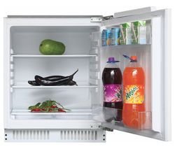 CANDY CRU 160 NEK Integrated Undercounter Fridge - Fixed Hinge Best Price, Cheapest Prices