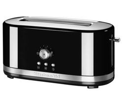 KITCHENAID 5KMT4116BOB 2-Slice Toaster - Onyx Black Best Price, Cheapest Prices