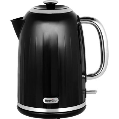 Breville Impressions VKJ755 Kettle - Black Best Price, Cheapest Prices