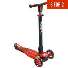 YGlider XL Deluxe Scooter - Red