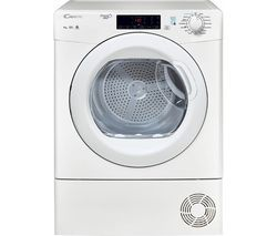 CANDY GSV C9TG NFC 9 kg Condenser Tumble Dryer - White Best Price, Cheapest Prices