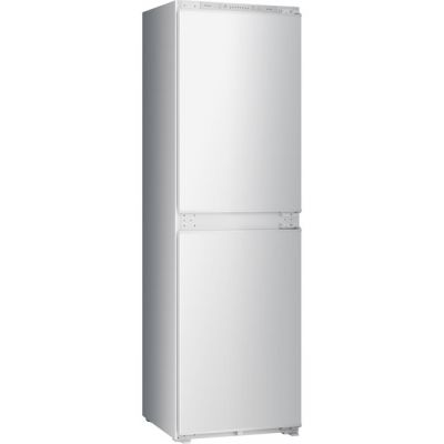 Hisense RIB291F4AW1 Integrated 50/50 Frost Free Fridge Freezer with Sliding Door Fixing Kit - White - A+ Rated Best Price, Cheapest Prices