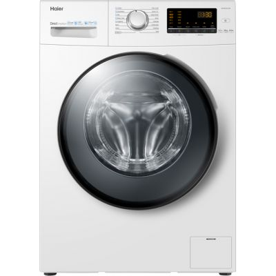 Haier HW100-B1439 10Kg Washing Machine with 1400 rpm - White - A+++ Rated Best Price, Cheapest Prices