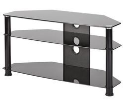 MMT Jet DB1000 TV Stand - Black Best Price, Cheapest Prices