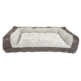 Pet Grey Sofa Bed - Large Best Price, Cheapest Prices