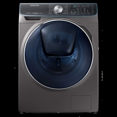 Samsung QuickDrive™ WW10M86DQOO Wifi Connected 10Kg Washing Machine with 1600 rpm - Graphite - A+++ Rated Best Price, Cheapest Prices
