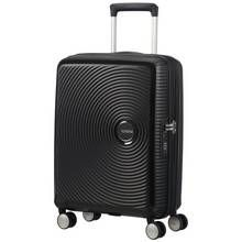 American Tourister Soundbox 8 Wheel Spinner 55 - Bass Black