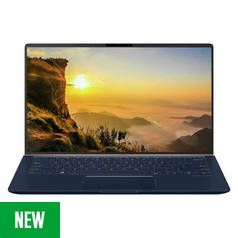 ASUS Zenbook 14 Inch i5 8GB 256GB FHD Laptop - Blue Best Price, Cheapest Prices
