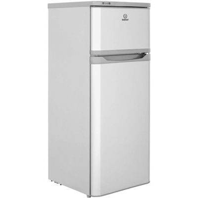 Indesit RAA29S.1 80/20 Fridge Freezer - Silver - A+ Rated Best Price, Cheapest Prices