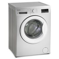 Montpellier MW8014S 8kg 1400rpm Freestanding Washing Machine Silver Best Price, Cheapest Prices