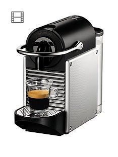 Nespresso Pixie Coffee Machine by Magimix - Aluminium Best Price, Cheapest Prices