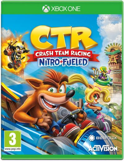 Crash Team Racing Nitro-Fueled Xbox One Game Best Price, Cheapest Prices