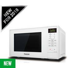 Panasonic 800W Standard 20L Microwave NN-E27JWMBPQ - White Best Price, Cheapest Prices