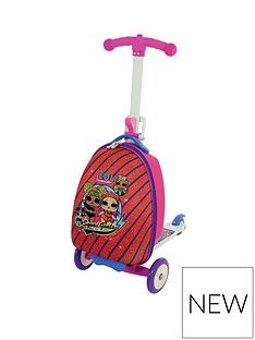 L.O.L Surprise! Lol Surprise 3-In-1 Scootin Suitcase Best Price, Cheapest Prices