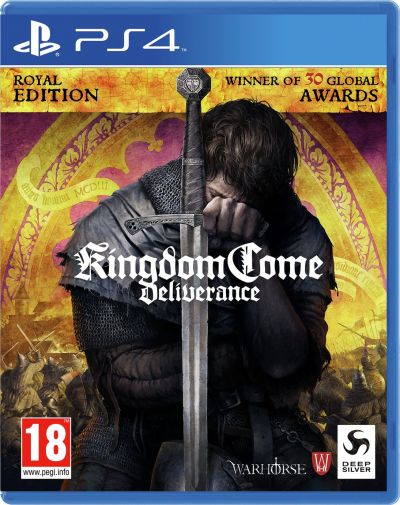 Kingdom Come: Deliverance Royal Edition PS4 Game Best Price, Cheapest Prices