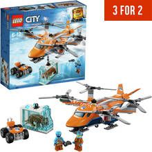 LEGO City Arctic Air Transport Helicopter Toy - 60193 Best Price, Cheapest Prices