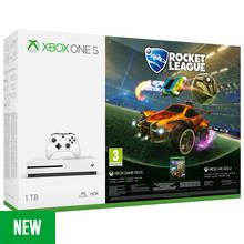 Xbox One S 1TB Console with Rocket League Bundle Best Price, Cheapest Prices