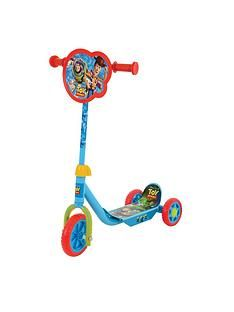Toy Story Toy Story Deluxe Tri Scooter - RI check cat no Best Price, Cheapest Prices