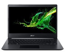 "ACER Aspire 5 A514-52 14"" Intel® Core™ i5 Laptop - 256 GB SSD, Black Best Price, Cheapest Prices"