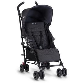 Silver Cross Zest Pushchair - Black Best Price, Cheapest Prices