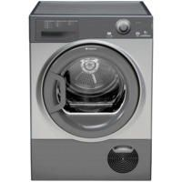 Hotpoint TCFS73BGG 7kg Freestanding Condenser Tumble Dryer - Graphite Best Price, Cheapest Prices