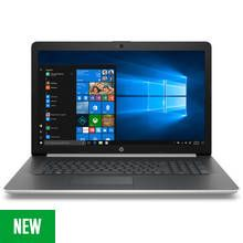 HP 17 Inch i5 4GB + 16GB Optane 1TB Laptop - Silver Best Price, Cheapest Prices