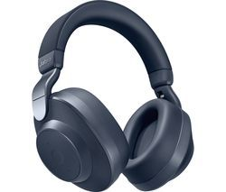 JABRA Elite 85h Wireless Bluetooth Noise-Cancelling Headphones - Navy Best Price, Cheapest Prices