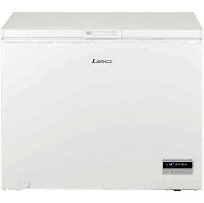 Lec CF250LMk2 Chest Freezer - White - A+ Rated Best Price, Cheapest Prices