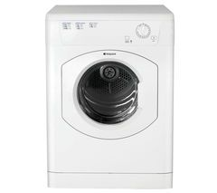 HOTPOINT First Edition FETV60CP Vented Tumble Dryer - White Best Price, Cheapest Prices