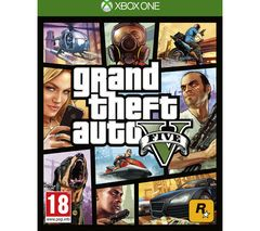 XBOX ONE Grand Theft Auto V Best Price, Cheapest Prices