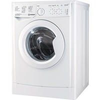 INDESIT IWC91282ECO EcoTime 9kg 1200rpm Freestanding Washing Machine - White Best Price, Cheapest Prices