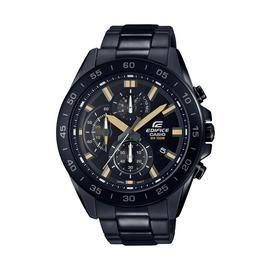 Casio Men's Edifice Chronograph Black Bracelet Watch Best Price, Cheapest Prices
