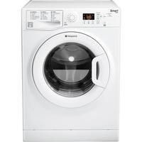 Hotpoint WMFUG1063P 10kg 1600rpm SmartClean Freestanding Washing Machine - White Best Price, Cheapest Prices