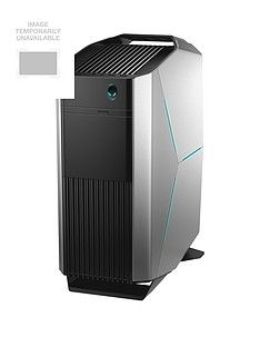 Alienware Aurora R8, Intel® Core™ i5-8400, 6GB NVIDIA GeForce GTX 1060 Graphics, 8GB DDR4 RAM, 1TB HDD, Gaming PC - Epic Silver Best Price, Cheapest Prices