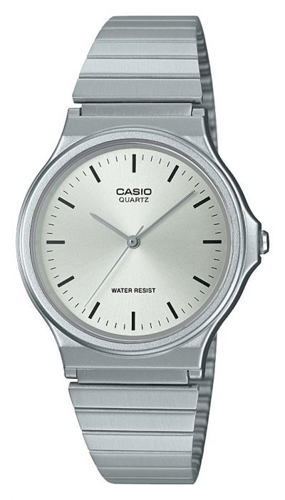 Casio Ladies Silver Stainless Steel Bracelet Watch Best Price, Cheapest Prices