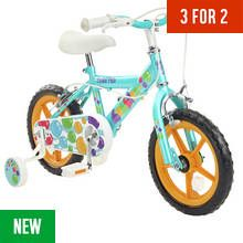 Pedal Pals 14 Inch Bubbles Kids Bike Best Price, Cheapest Prices