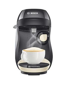 Bosch Tassimo Happy Tas1007Gb Coffee Machine - Cream Best Price, Cheapest Prices