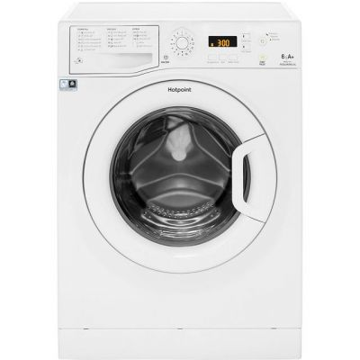 Hotpoint Aquarius WMAQF641P 6Kg Washing Machine with 1400 rpm - White - A+ Rated Best Price, Cheapest Prices