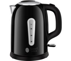 RUSSELL HOBBS Cavendish 25501 Jug Kettle - Black Best Price, Cheapest Prices