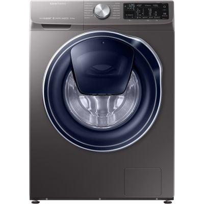 Samsung AddWash™ ecobubble™ WW10N645RPX Wifi Connected 10Kg Washing Machine with 1400 rpm - Graphite - A+++ Rated Best Price, Cheapest Prices