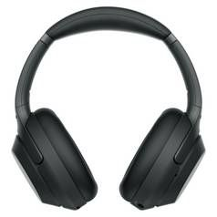 Sony WH-1000XM3 On-Ear Wireless Headphones - Black Best Price, Cheapest Prices