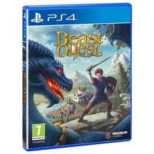 Beast Quest PS4 Game Best Price, Cheapest Prices